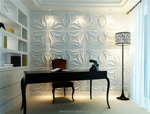 natural material 3d wall panel designs living room