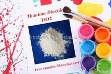 DTR-206 Oil-based TiO2 powder coating use Titanium Dioxide, high quality interior&exterior paint, free samples