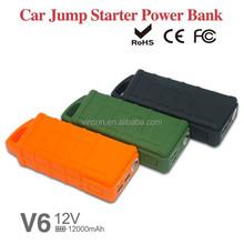 Army Boots Green Vinsun V6 Jump Starter, All Start Boost, New Arrival 13500mah Power
