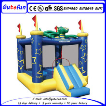 Western event or party giant fun inflatable city