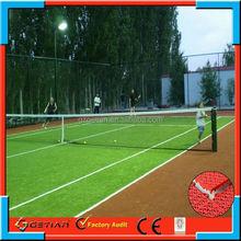 Pelota de tenis superficie de equipo profesional