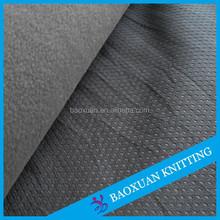 100%poliester mesh fleece bonded knit fabric
