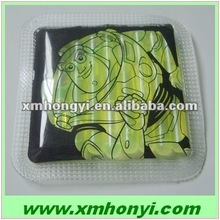 Transparent PVC light sticks gift pouch with printing