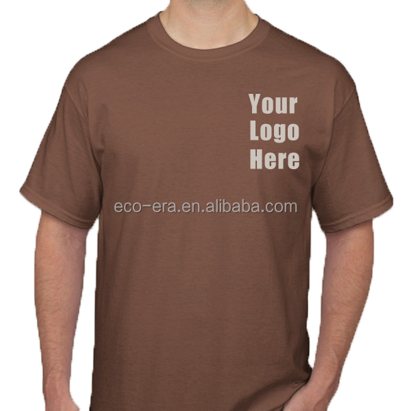 promotional products custom printed t shirts with logos