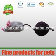 hot saled cat toy mouse with cotton bell