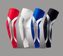 2015 New Sports elbow Brace Anti Collision Sleeve Long High Elastic Slip Protective Cellular Basketball Elbow E011