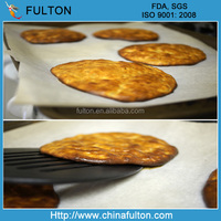 Non-stick oil free frying pan liner, parchment baking paper in sheets