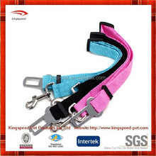 eco-friendly car dog seat safety belt of dog leash
