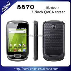 "sami 5570 Cheap Phone Dual SIM 3.2"" touch Screen GSM Mobile Phone"