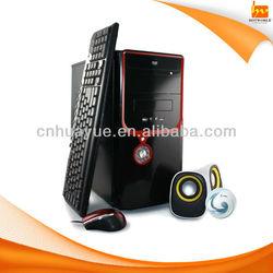 Computer/PC Case Combo Kit 5 in 1 ( case+psu+mouse+keyboard+speaker)