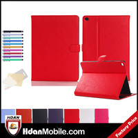 Leather Wallet Cover for IPad Air 2 New Product 2014 Accessories