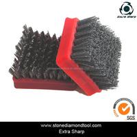 Dupont Nylon Frankfurt Abrasive Brush Diamond Silicon-Carbide Tools for Marble/Granite/Concrete