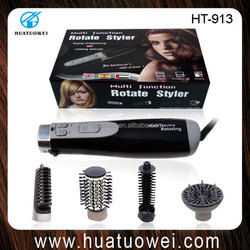 Professional salon hair dryer with comb and hair straightener free sample