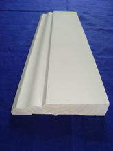 colonial wood skirting molding board