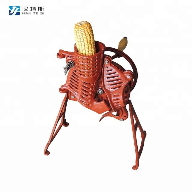 Чугунные дешевые цены поставщика рукоятка машины руководство кукурузы шеллером