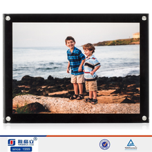 Clear Acrylic High Grade Wall Mounted Plastic Funny Photo Picture Frame