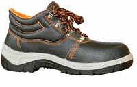 2015 Best-selling China High-cut Steel Toe Industrial Safety Shoes/Safety Boot Price