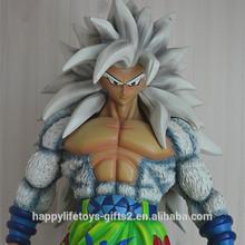 Diseño personalizado Dragon Ball character polyresin estatua