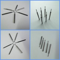 wire guide coil winding Tungsten carbide tube for various motors