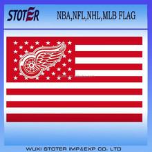 3ft*5ft Detroit Red Wings Flag