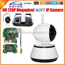 Intelligent Network Camera Motion Detection Alarm 720P IP Camera Indoor Home P2P Wireless Network Camera