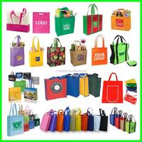 2015 China Supplier Wholesales For Promotion Gift Imprint Customized Logo Non-Woven Bag/Woven Bag/Non Woven Bag