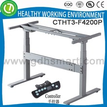Executive Height adjustable desk leg use in the Office & Healthy office height adjustable folding desk leg with best quality