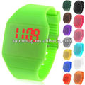 mix colors fashion led watch