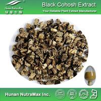 Pure Cimicifugae racemosae rhizome P.E.4:1~20:1
