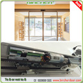 dunker motor automático sensor porta deslizante automática sensor de porta de vidro deslizante porta automática atuador es200