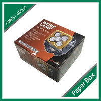 ELECTRONIC INDUSTRY RECYCLED CORRUGATED PAPER BOXES HIGH QUALITY LED LIGHT PACKING CARTONS