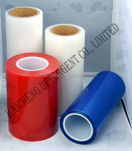 Manual LLDPE stretch film 17um