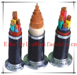 Underground SWA STA Cable Steel Wire/Tape Armoured Copper Power cable wire