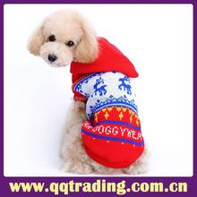 New design custom fashion pet aparel soft turtleneck round collar vest dog sweater