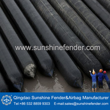 hot sale in South Africa Inflatable Culvert Making Rubber Mandrel