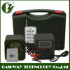 Hot sell remote control bird caller decoy for hunting with remote encoded one by one