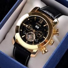 Free Shipping New Dress fashion clock style Mechanical Men women watch/automatic watches men