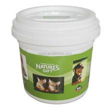 plastic pet food bin(15kgs), dog food bin(15kgs)