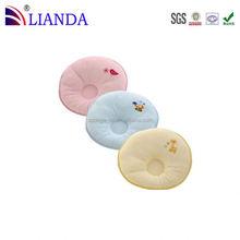 superior velvet baby positioning pillow,baby head pillow,memory foam baby pillow