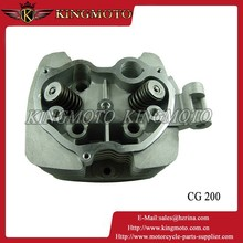 CG200CC water-cooled engine, cylinder head for suzuky