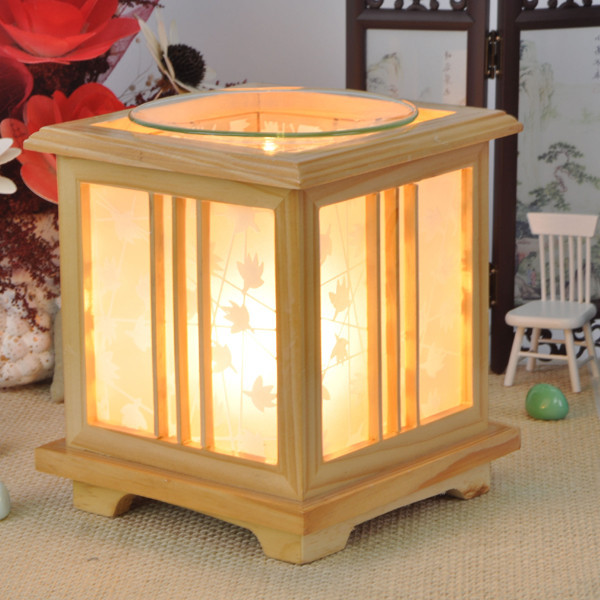 Electric Table Warmer ~ Wholesale electric oil warmer wooden incense burner wood