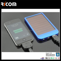 2015 best selling portable Solar power bank charger for xiaomi,lenovo,tablet,smartphone