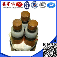 33kv XLPE Insulated Electrical Power Cable 300mm2