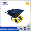 Direct factory plastic various types of wheel barrow