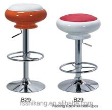 modern plastic chair famous chair salon furniture
