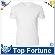 Customized Wholesale unisex t shirt manufacturer in hong kong