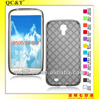 Jelly TPU case for Samsung I9500/Galaxy S4/S IV