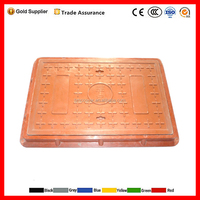 Composite Resin Gully Cover/Plastic Drain Cover/Fiberglass Sewer Cover