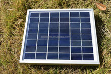 Tempered glass laminated solar panel,module for hiway box
