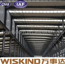 cheap easy to install steel frame prefabricated building modern